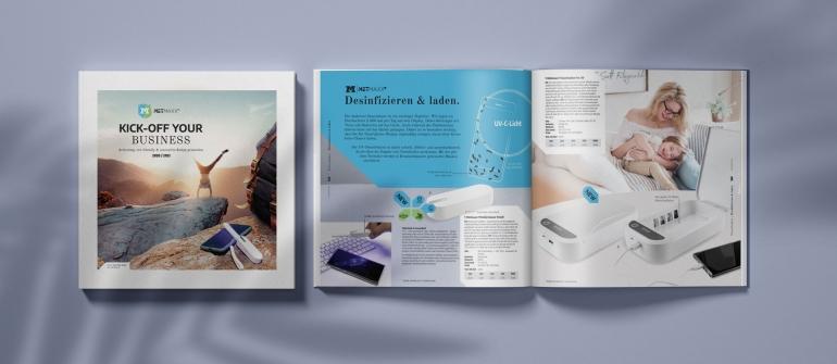 Aktywnie, ekologicznie, innowacyjnie. Już jest: nowy katalog Metmaxx®