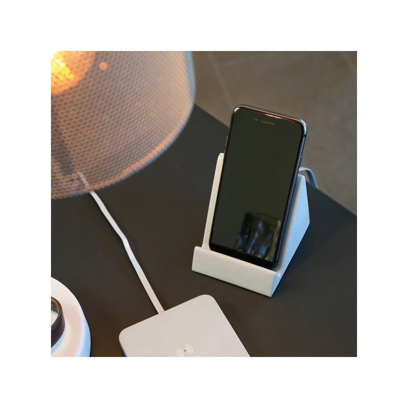 gadżety firmowe do smartfonu ładowarka indukcyjna