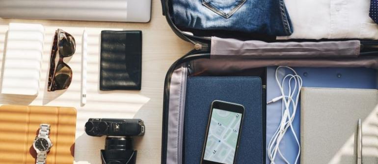 Gadżety przydatne w podróży firmowej