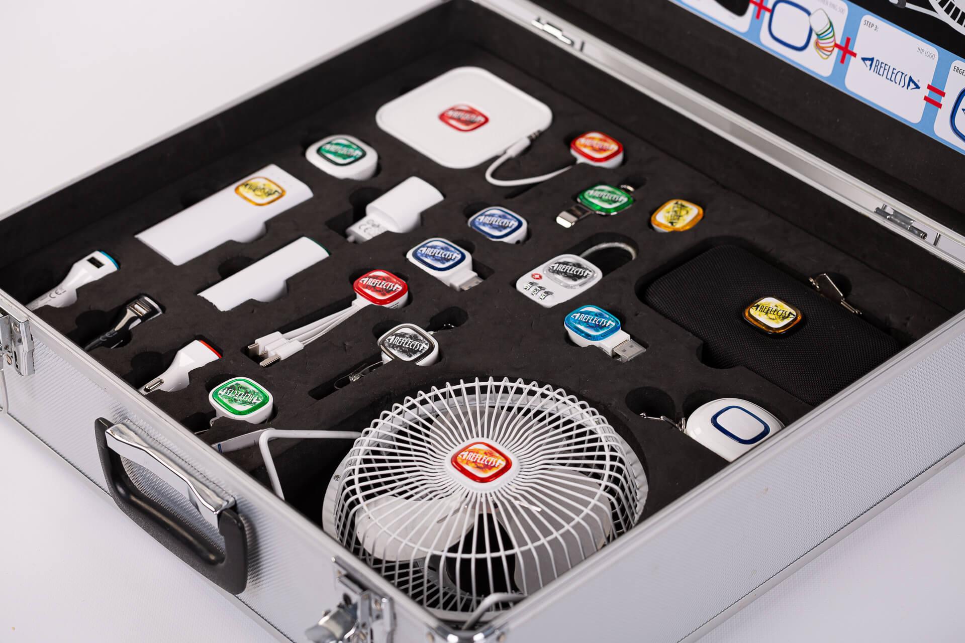 Collection 500 od Reflects – Stwórz własny zestaw spersonalizowanych gadżetów!