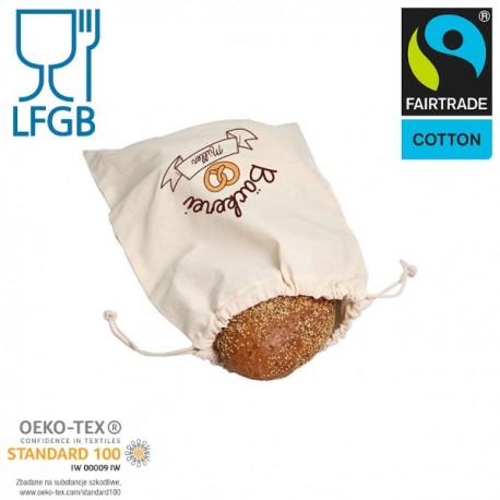 gadżety ekologiczne z logo worek na pieczywo mister bags