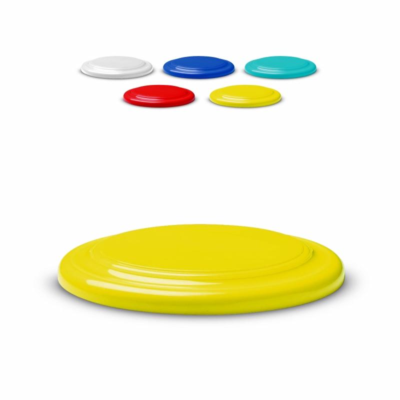 wakacyjne gadżety z logo frisbee