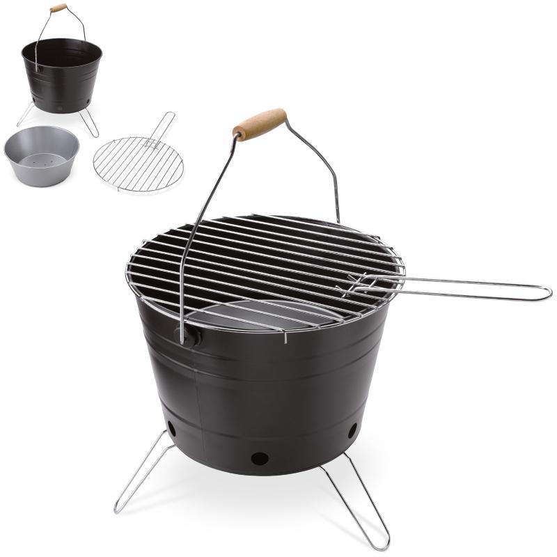 gadżety na grilla toppoint przenośny grill