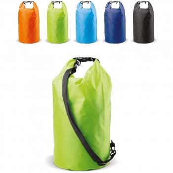 kampingowe gadżety firmowe torba wodoodporna