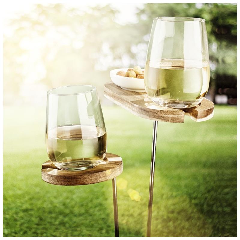 Akcesoria do wina zestaw ogrodowy
