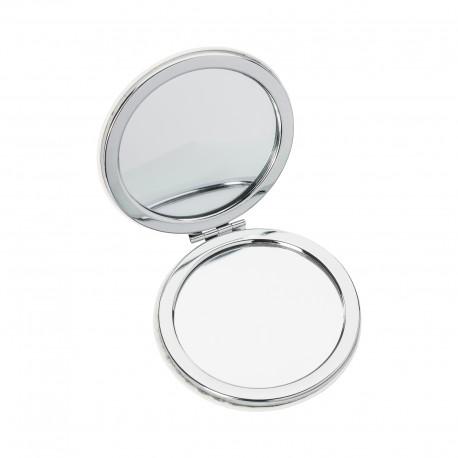 Gadżety firmowe dla branży beauty kosmetyczne lusterko kieszonkowe