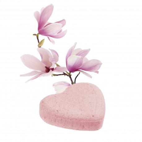 Gadżety firmowe dla branży beauty kostki do kąpieli w kształcie serca