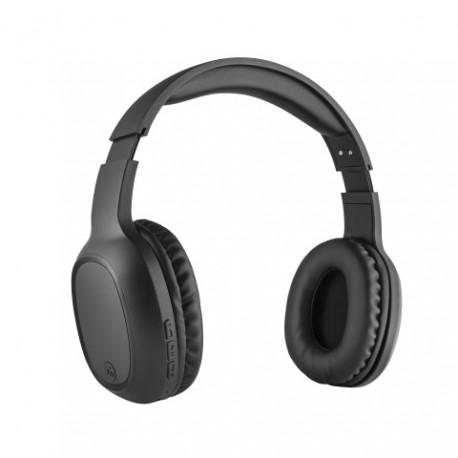 Muzyczne gadżety z logo Twojej firmy bezprzewodowe słuchawki nauszne