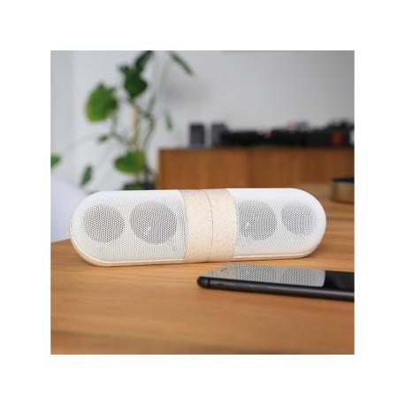 Muzyczne gadżety z logo Twojej firmy głośnik bezprzewodowy Zogi