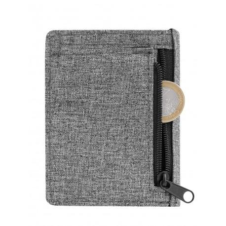 Antybakteryjne gadżety reklamowe portfel antybakteryjny Spranz GmbH