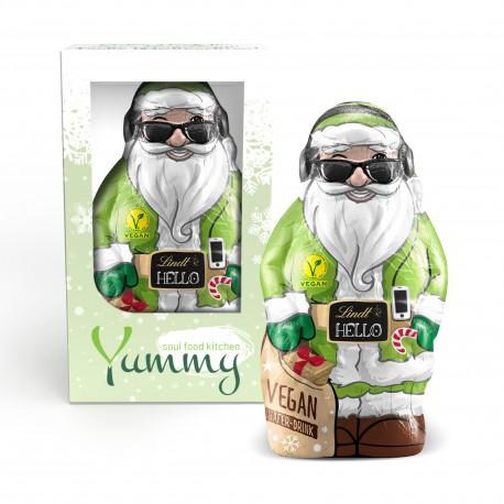 Słodkie święta z Magna Sweets wegański Mikołaj czekoladowy